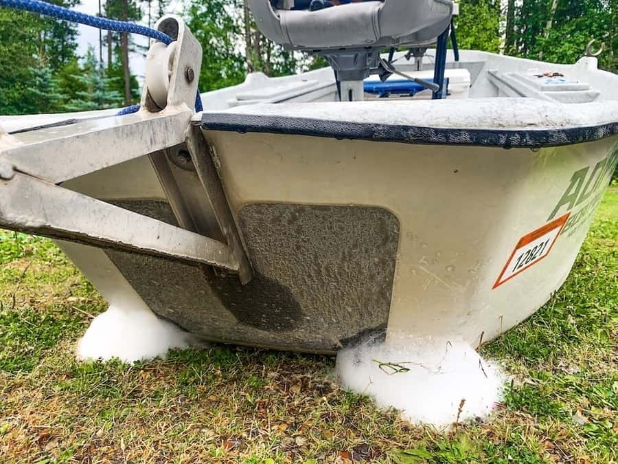 How To Clean A Drift Boat