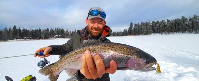 November 25 Ice Fishing Report