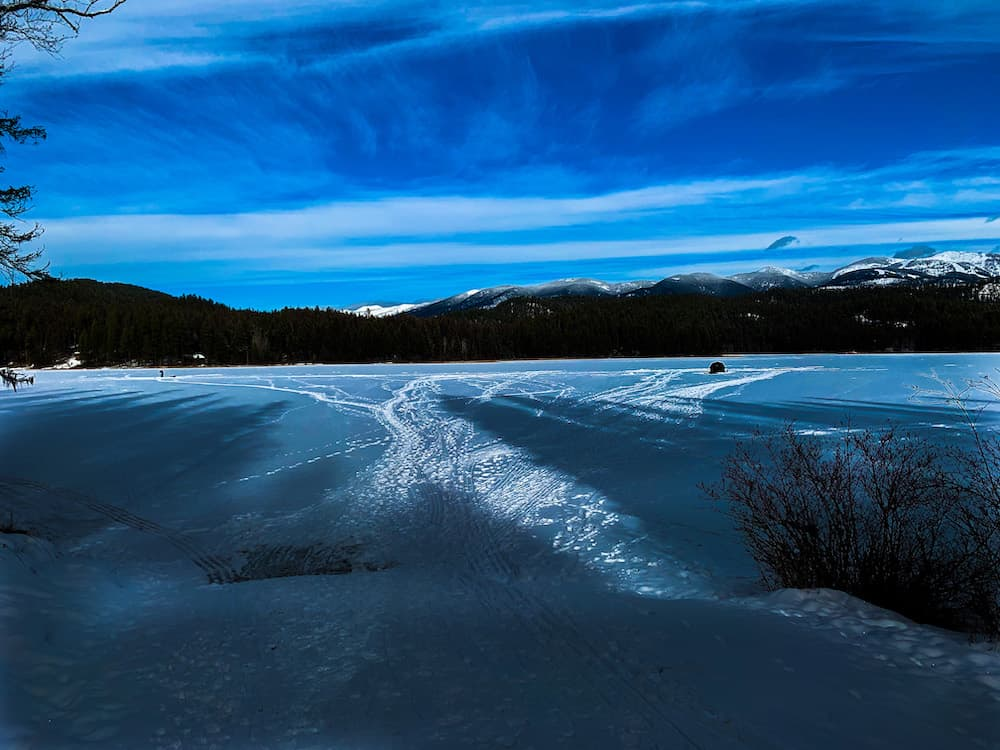 Ice Fishing Report